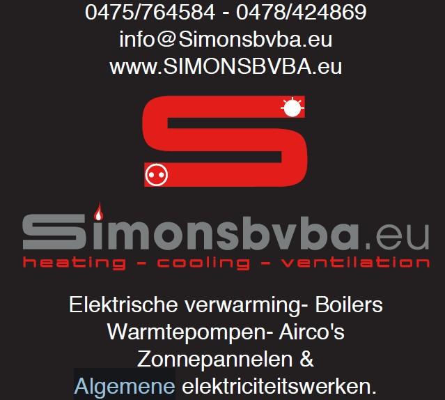 Logo Simons bvba
